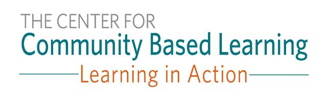 Center for Community Based Learning (CCBL) logo