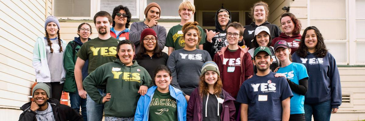 Image of YES group